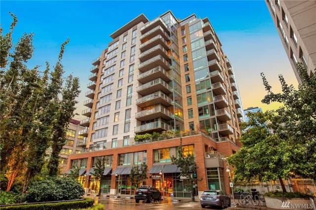 910 Lenora St S1503, Seattle, WA 98121 (#1527494) :: Beach & Blvd Real Estate Group