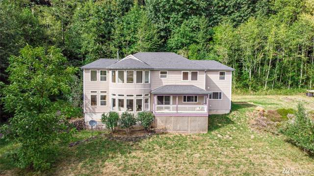 1418 Lincoln Creek Rd, Rochester, WA 98579 (#1527598) :: Pacific Partners @ Greene Realty