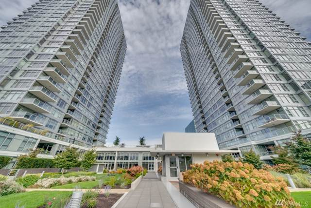 583 Battery St #4003, Seattle, WA 98121 (#1527638) :: Real Estate Solutions Group