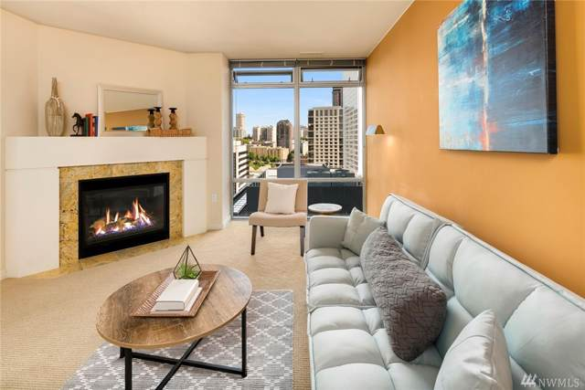 819 Virginia St #2805, Seattle, WA 98101 (#1527698) :: Real Estate Solutions Group