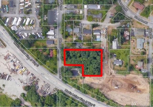 13105 64th Ave S, Seattle, WA 98178 (#1527699) :: Better Properties Lacey