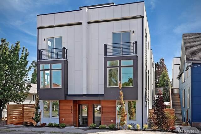 6616 Carleton Ave S B, Seattle, WA 98108 (#1527775) :: Chris Cross Real Estate Group
