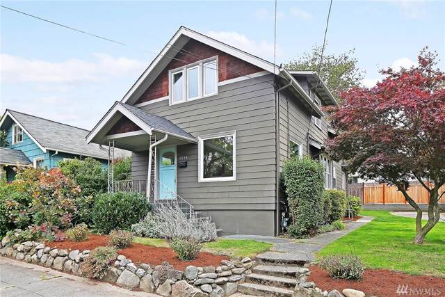 6534 25th Ave NW, Seattle, WA 98117 (#1527797) :: Keller Williams Realty