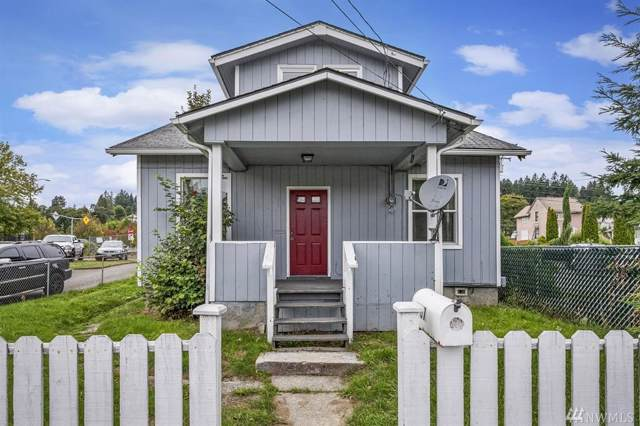 107 N Montgomery Ave, Bremerton, WA 98312 (#1528191) :: Mike & Sandi Nelson Real Estate