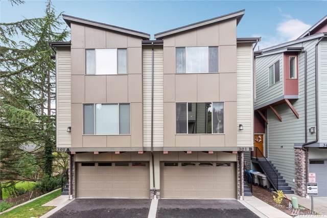 301 S 47th St B, Renton, WA 98055 (#1528435) :: Record Real Estate