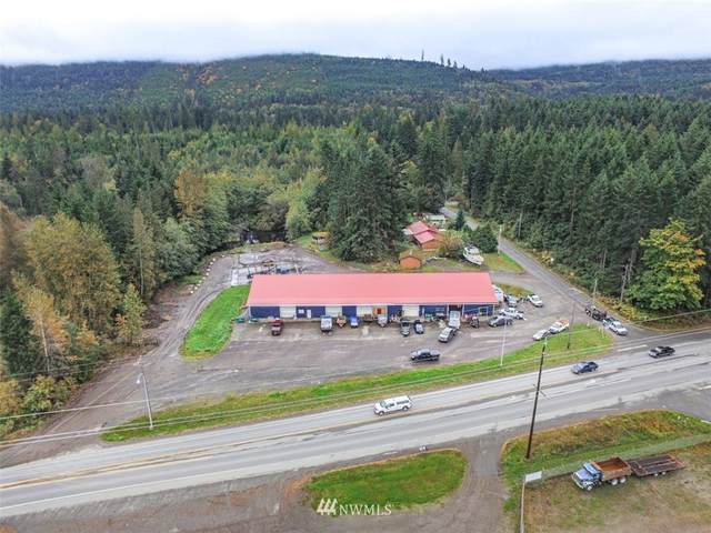 2450 W Hwy 101, 2442 W, Port Angeles, WA 98363 (MLS #1528592) :: Community Real Estate Group