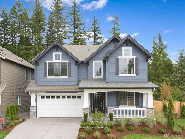 1592-(Lot 1) Elk Run Place SE, North Bend, WA 98045 (#1528781) :: Lucas Pinto Real Estate Group