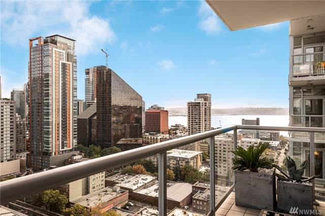 588 Bell St #2203, Seattle, WA 98121 (#1528985) :: Real Estate Solutions Group