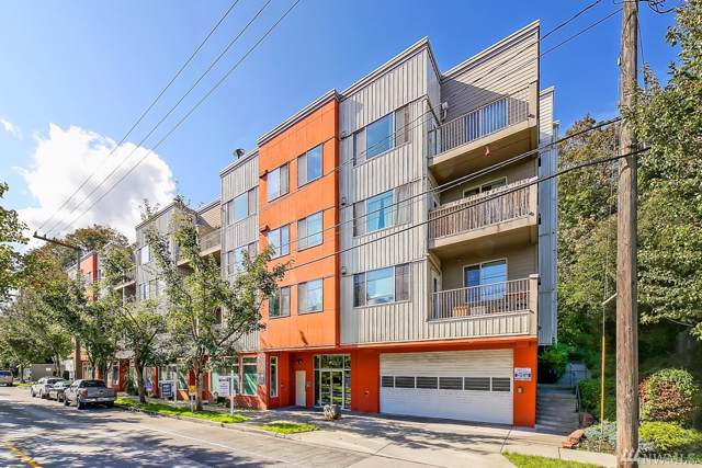 3213 Harbor Ave SW #206, Seattle, WA 98126 (MLS #1529016) :: Lucido Global Portland Vancouver