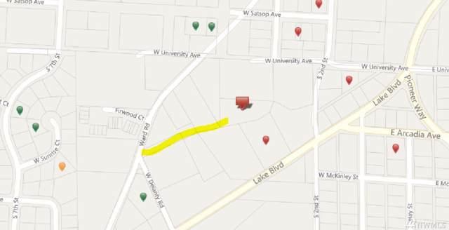 0-Lot C Ward Rd, Shelton, WA 98584 (#1529110) :: KW North Seattle