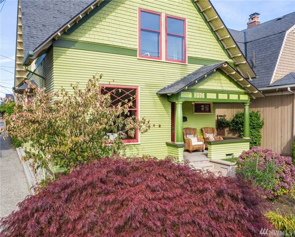 510 W Galer St, Seattle, WA 98119 (#1529162) :: Record Real Estate