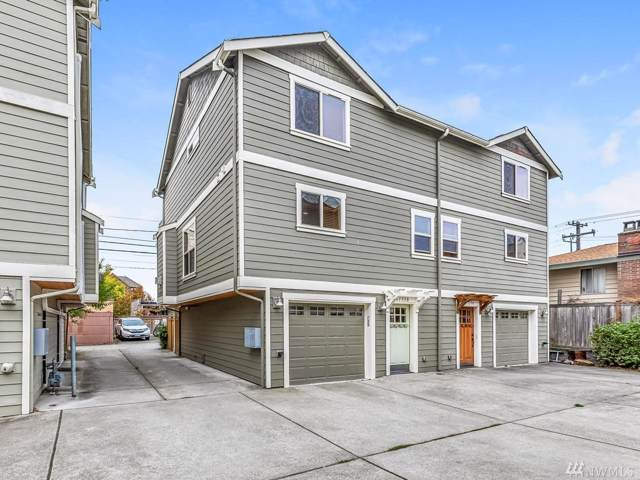 4113-B 42nd Ave SW, Seattle, WA 98116 (#1529221) :: Record Real Estate