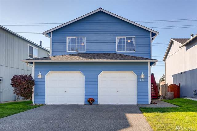 226 81st Dr SE, Lake Stevens, WA 98258 (#1529250) :: The Robinett Group