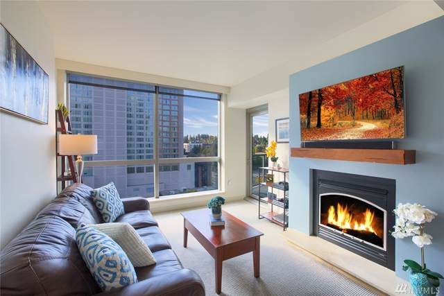 10610 NE 9th Place #1003, Bellevue, WA 98004 (#1529275) :: NW Homeseekers