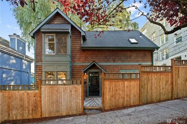 2315 E Thomas St, Seattle, WA 98112 (#1529279) :: Beach & Blvd Real Estate Group