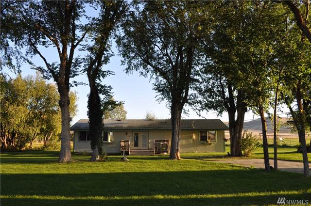1140 Fox Rd, Ellensburg, WA 98926 (MLS #1529425) :: Nick McLean Real Estate Group