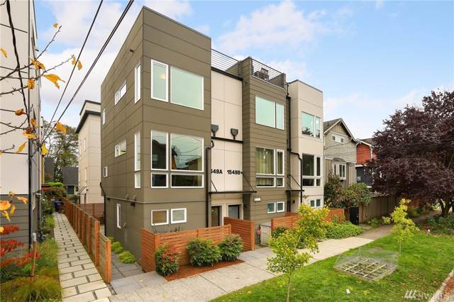 1549 NW 61st St A, Seattle, WA 98107 (#1529527) :: Beach & Blvd Real Estate Group