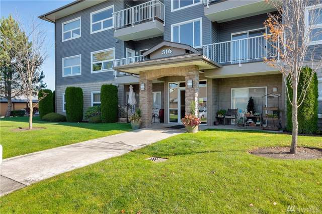 516 Darby Dr #207, Bellingham, WA 98226 (#1529553) :: Canterwood Real Estate Team