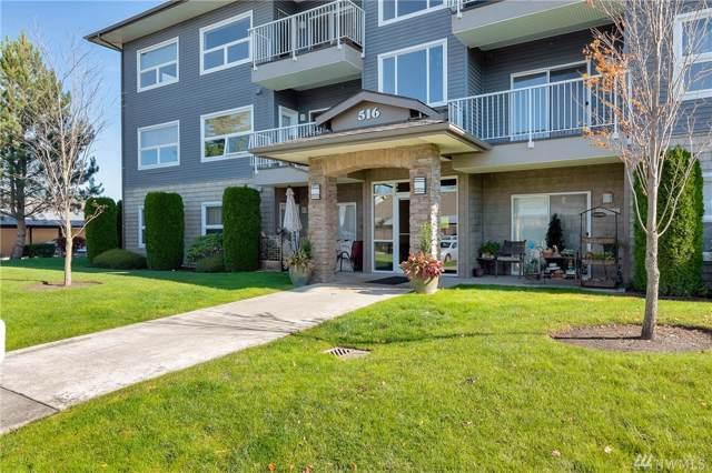 516 Darby Dr #207, Bellingham, WA 98226 (#1529553) :: Ben Kinney Real Estate Team