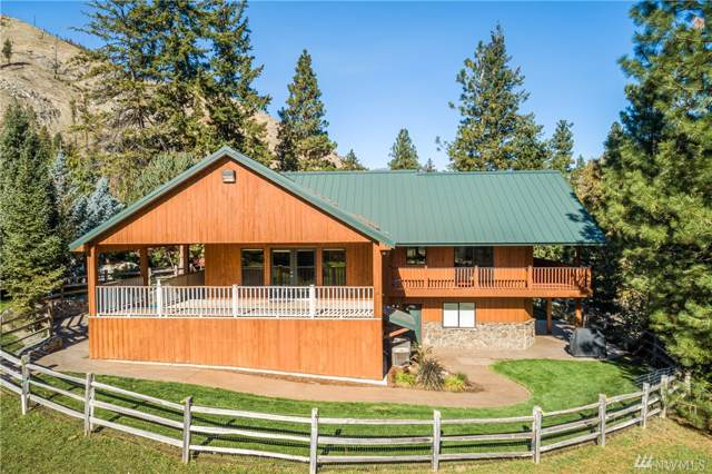 11119 Entiat River Rd, Entiat, WA 98822 (#1529573) :: Ben Kinney Real Estate Team