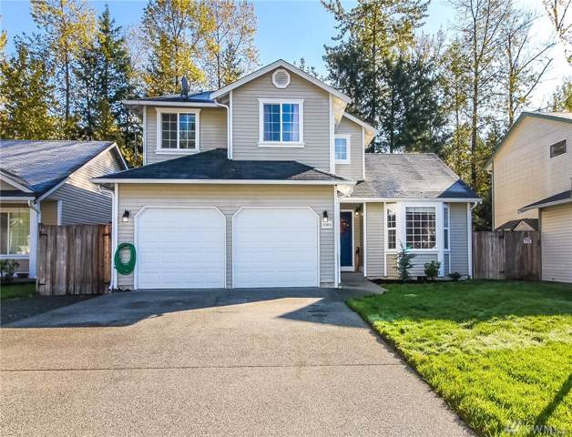 21813 65th Av Ct, Spanaway, WA 98387 (#1529744) :: Keller Williams Western Realty