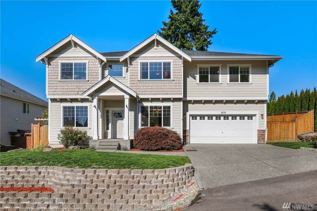 1012 11th Ave, Milton, WA 98354 (#1529773) :: Hauer Home Team