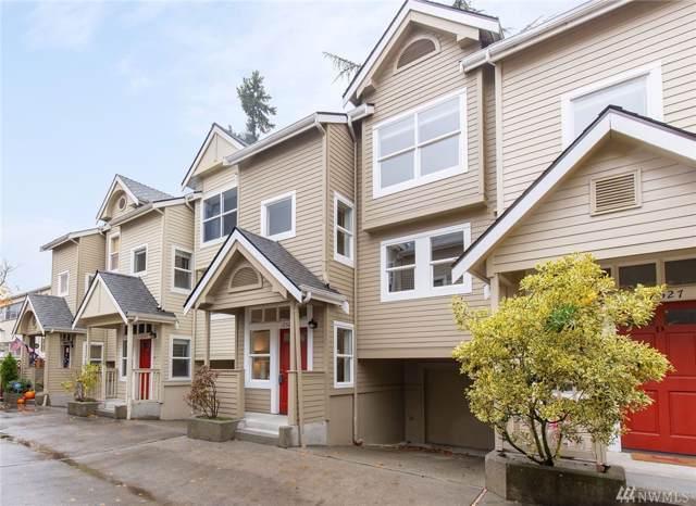 12527 27th Ave NE C, Seattle, WA 98125 (#1529862) :: Keller Williams Realty