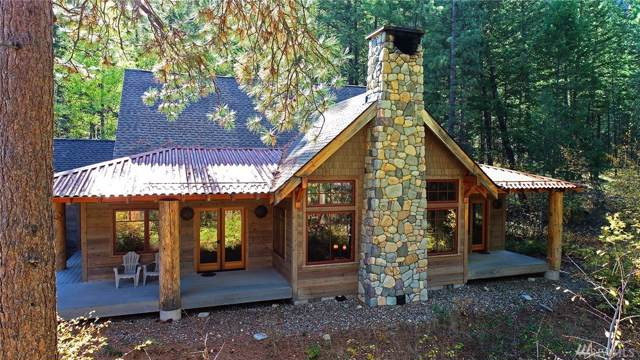15 Freestone Lake Dr, Mazama, WA 98833 (MLS #1529927) :: Nick McLean Real Estate Group