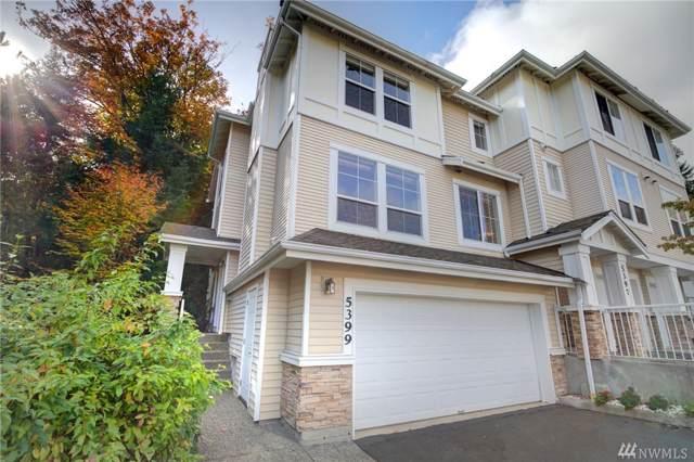 5399 164th Ave SE 9-1, Bellevue, WA 98006 (#1529976) :: Canterwood Real Estate Team