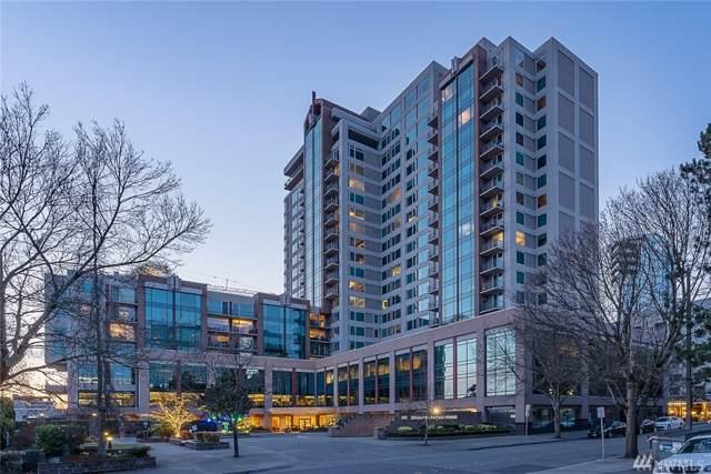 177 107th Ave NE #2207, Bellevue, WA 98004 (#1530023) :: Chris Cross Real Estate Group