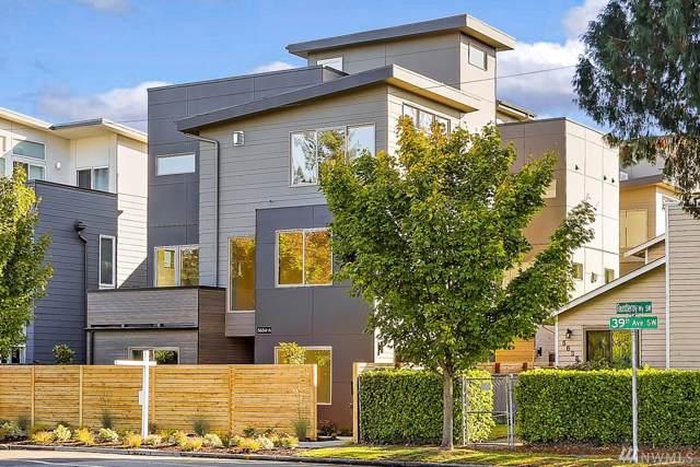 5634 Fauntleroy Wy SW B, Seattle, WA 98136 (#1530066) :: Chris Cross Real Estate Group