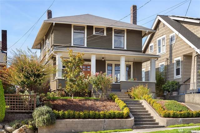 2113 31st Ave S, Seattle, WA 98144 (#1530237) :: Chris Cross Real Estate Group