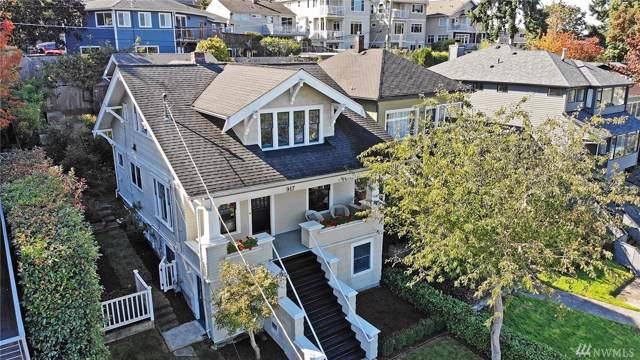 917 W Emerson St, Seattle, WA 98119 (#1530295) :: Record Real Estate