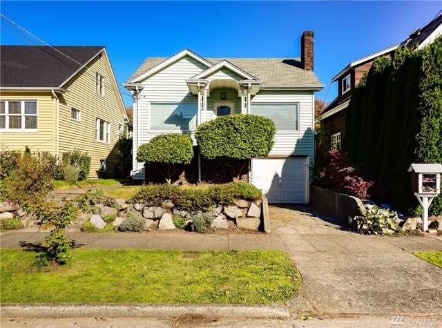 822 W Armour St, Seattle, WA 98119 (#1530305) :: KW North Seattle