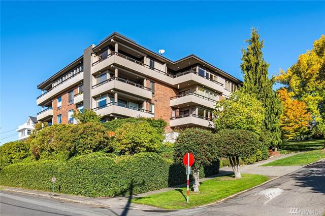 1001 2nd Ave W #104, Seattle, WA 98119 (#1530378) :: Better Homes and Gardens Real Estate McKenzie Group