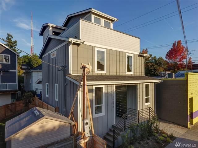 1507-B 1st Ave W, Seattle, WA 98119 (#1530491) :: Crutcher Dennis - My Puget Sound Homes