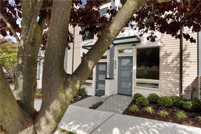 1554 NW 63rd St, Seattle, WA 98107 (#1530560) :: Chris Cross Real Estate Group