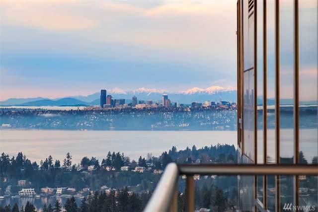 650 Bellevue Wy NE #4102, Bellevue, WA 98004 (MLS #1530585) :: Lucido Global Portland Vancouver