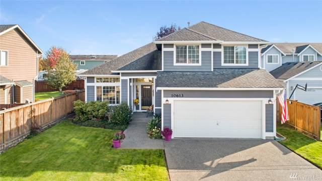 10613 230th Ave Ct E, Buckley, WA 98321 (#1530611) :: Real Estate Solutions Group