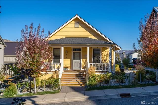 564 Porcupine Lane, Chelan, WA 98816 (MLS #1530648) :: Nick McLean Real Estate Group