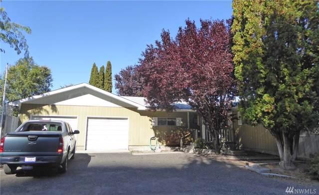 22106 NE E Cardinal Rd, Grand Coulee, WA 99133 (#1530721) :: Alchemy Real Estate