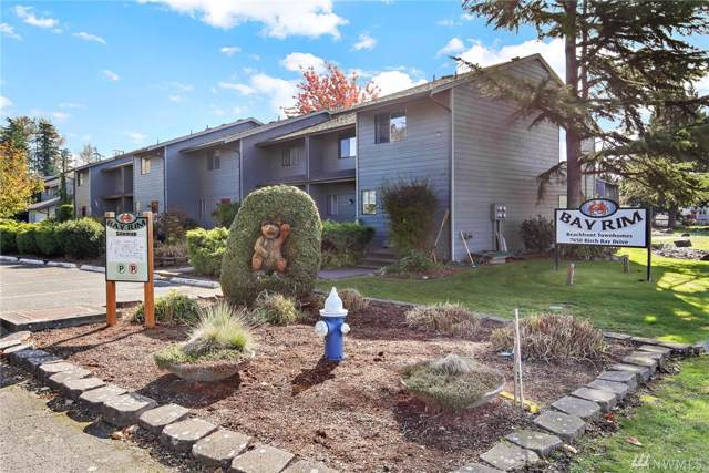 7650 Birch Bay Dr B1, Blaine, WA 98230 (#1530754) :: Keller Williams Western Realty