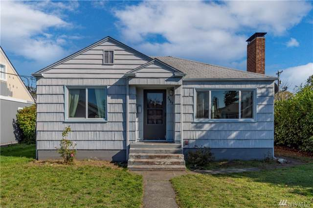 7437 S Warner St, Tacoma, WA 98409 (#1530760) :: Hauer Home Team