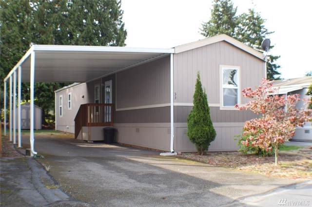 2101 S 324th St #33, Federal Way, WA 98003 (#1530799) :: Hauer Home Team