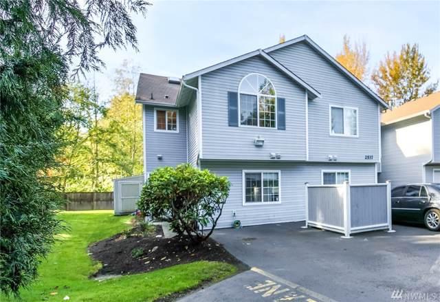 2537 288th St #4, Federal Way, WA 98003 (#1530829) :: Crutcher Dennis - My Puget Sound Homes
