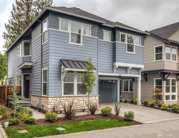 1446 244th (Homesite 08) Place, Sammamish, WA 98074 (MLS #1530869) :: Lucido Global Portland Vancouver