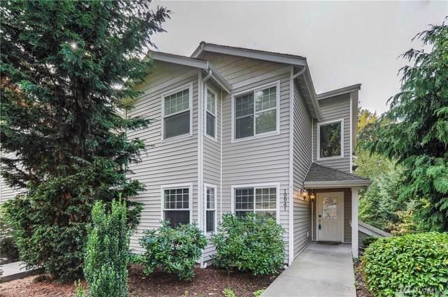 19941 15TH Ave NE #1, Shoreline, WA 98155 (#1530957) :: Ben Kinney Real Estate Team