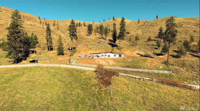 418 Antoine Creek Rd, Chelan, WA 98816 (#1530967) :: Chris Cross Real Estate Group