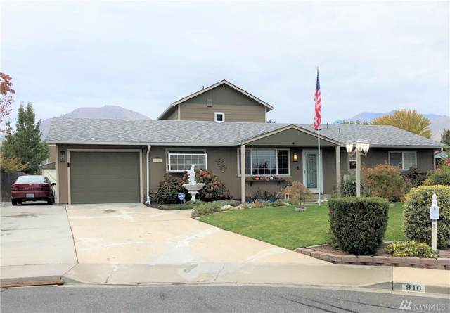 910 Willis St, Wenatchee, WA 98801 (#1531041) :: Ben Kinney Real Estate Team