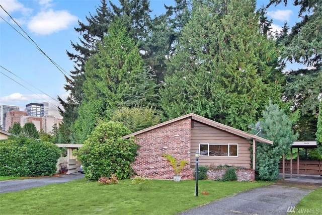 1405 106th Ave NE, Bellevue, WA 98004 (#1531253) :: Real Estate Solutions Group